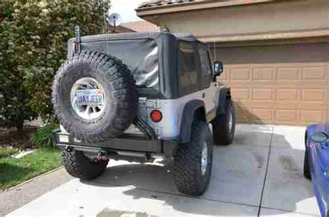Nth Degree Jeep Buy Used 04 Jeep Wrangler Rubicon Nth Degree Lift 37