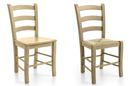 sedia paesana sedia paesana da cucina in paglia e legno