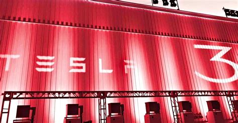 Tesla Events Tesla Model3 Event Live Tweet Join Us