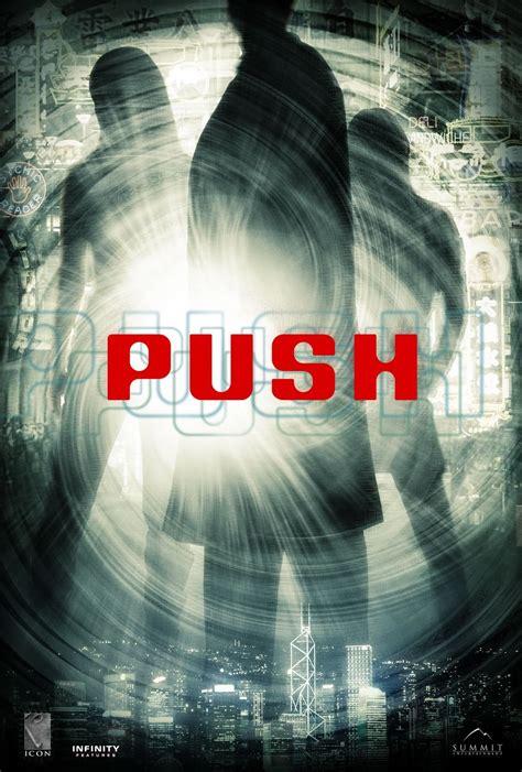 Push 2009 Film Push 2009 Poster Freemovieposters Net