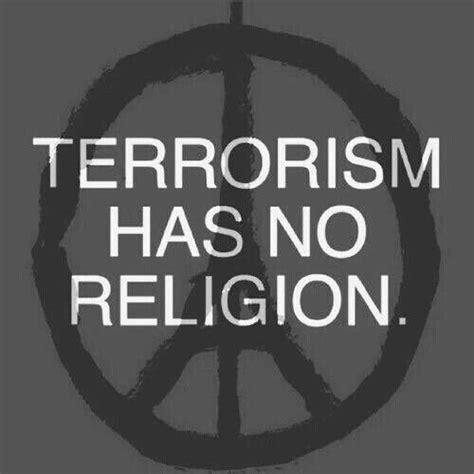 Hoodie Terroris Has No Religion terrorism vs the industry