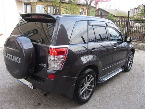 Suzuki Automatic For Sale 2010 Suzuki Grand Vitara For Sale 2400cc Gasoline
