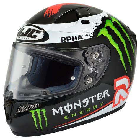 Helm Lorenzo Hjc Rpha 10 Lorenzo Replica Helmet Revzilla