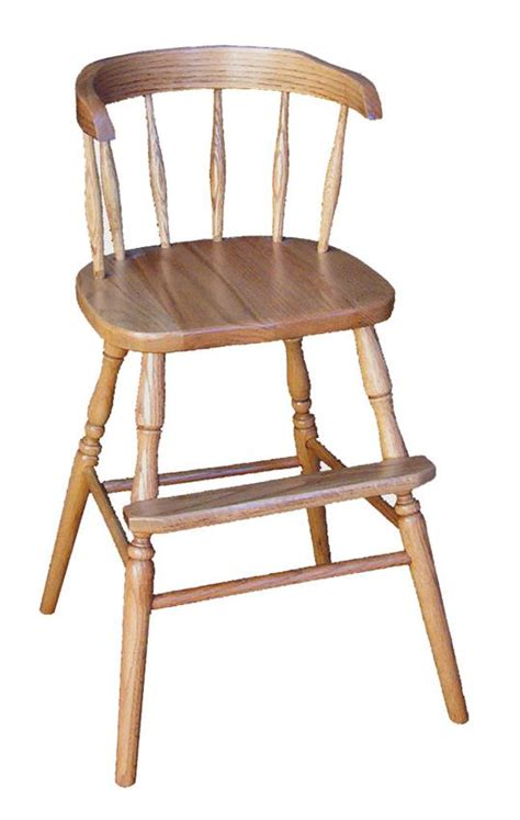 hardwood wrap  childs chair  dutchcrafters