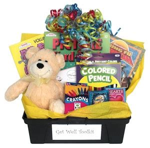 get well gift ideas for kids aa gifts baskets idea blog