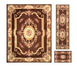 Kitchen Floor Runners by Royal Palace Alexandria Wool 76x 96 Rug With Runner And