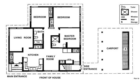 free house blueprints and plans free house plans designs kenya