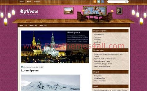 theme blog pink girly pink wooden free blogger theme download