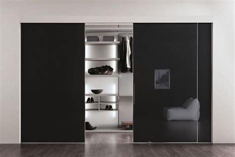 cabine armadio in vetro cabina armadio con ante in vetro o legno idfdesign
