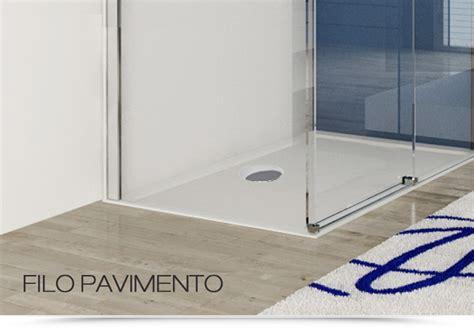 piatto doccia con cabina piatto doccia 140x90 in policril rettangolare per cabina