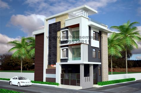 Free Online Home Elevation Design tags 3d indian house model front elevation design