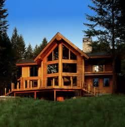 log cabin lodge kits