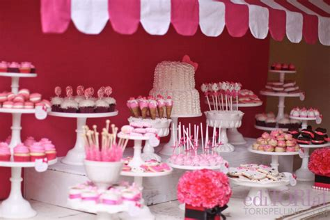 Barbie Games Room Decoration - 50 sweet girls party ideas