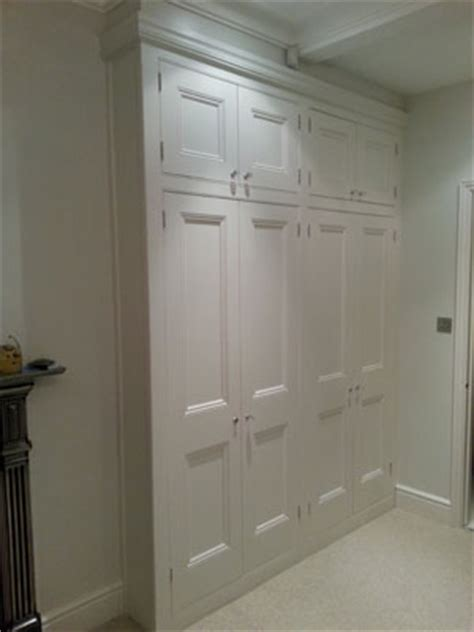 Handmade Fitted Wardrobes by Bespoke Made Fitted Furniture Carpenter Ware