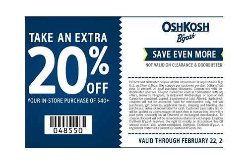 osh kosh 20 off printable coupons