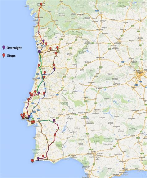 camino portugu s lisbon porto santiago central and coastal routes books highlights of portugal tour package