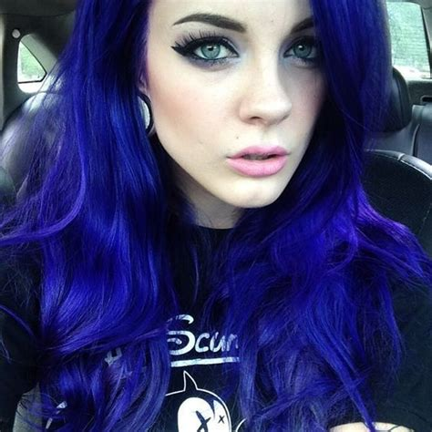 navy hair color 7 statuesque navy blue hair color ideas hairstylec