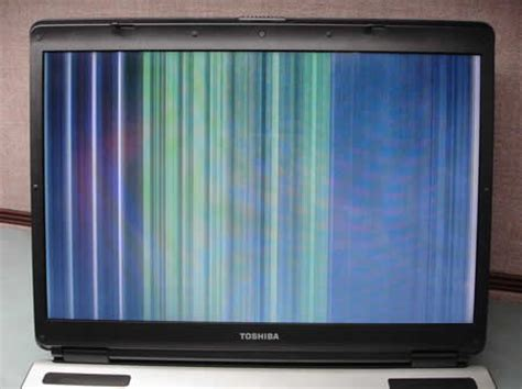 samsung ln52a550p3f thick vertical lines on right side of screen fixing bad video on lcd screen laptop repair 101