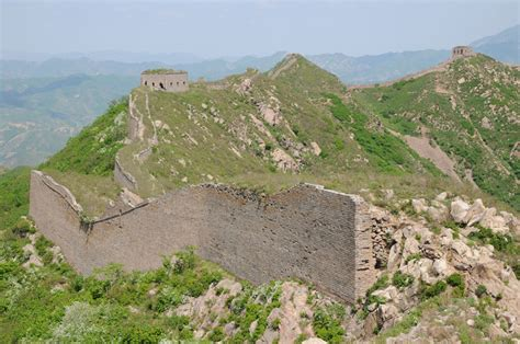 great wall sections shibeigou great wall pictures