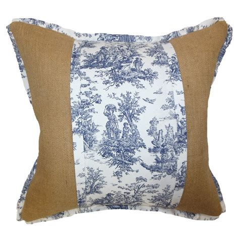 Toile Pillows by Toile Pillow Country