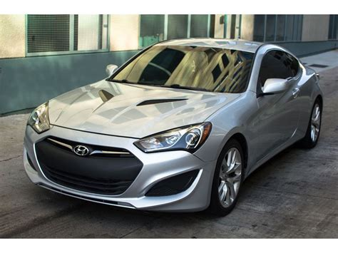 2013 hyundai genesis coupe sale by owner in ca