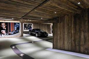 Inside Garage Designs Luxury Chalet Brickell In Meg 232 Ve Alpes Decoholic
