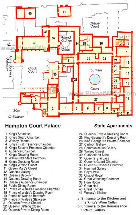 Floor Plans Waterloo by Visiting Hampton Court Palace 10 Top Attractions Tips