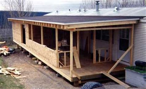 mobile home additions plans images of trailer home room additions google search