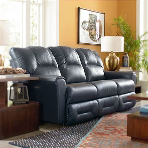 lazy boy easton sofa easton powerrecline la z 174 reclining sofa