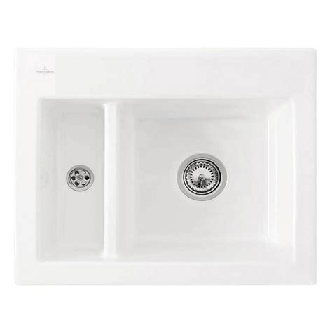 villeroy and boch kitchen sinks villeroy and boch subway xm ceramicplus ceramic kitchen sink