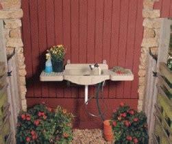 lavello in plastica lavelli da giardino mobili giardino