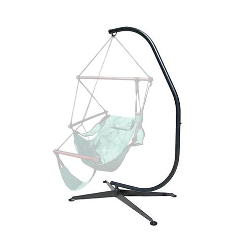 bestdealdepot steel frame hammock air chair stand
