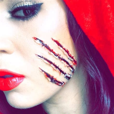 scar wax tutorial 1000 ideas about scar makeup on pinterest halloween