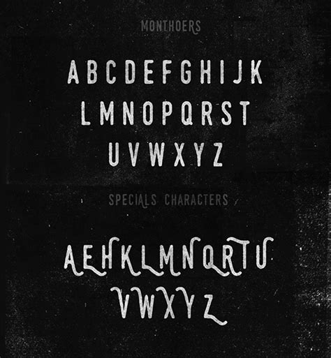 Handmade Fonts Free - 18 gorgeous free fonts of 2015 for headings typography