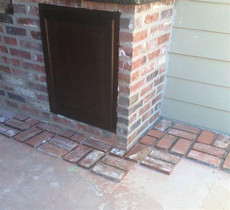 Flooring Installation Lafayette La by St Louis Acadian Brick Lafayette La