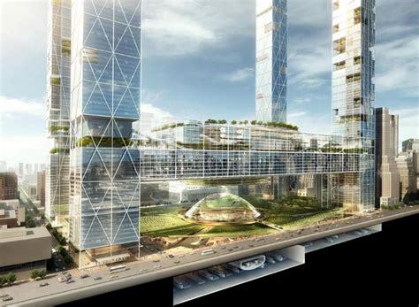 Vision World Garden City by Wordlesstech New Penn Station By Som