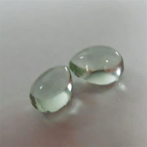 Green Quartz Memo Lab 1 prasiolite green quartz pair brazil 1 67 ct tw gli litnon
