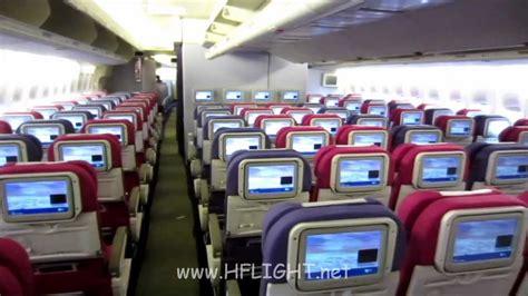 boeing 747 interno thai airways international s newly refitted boeing 747 400