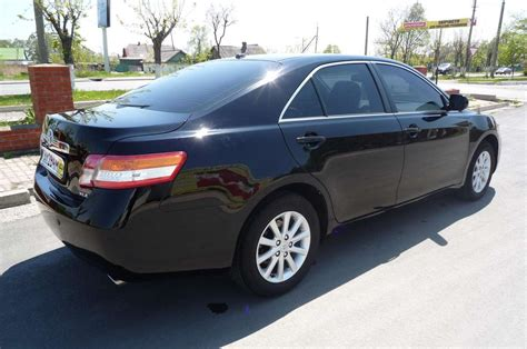 2011 Toyota For Sale 2011 Toyota Camry For Sale 2500cc Gasoline Ff