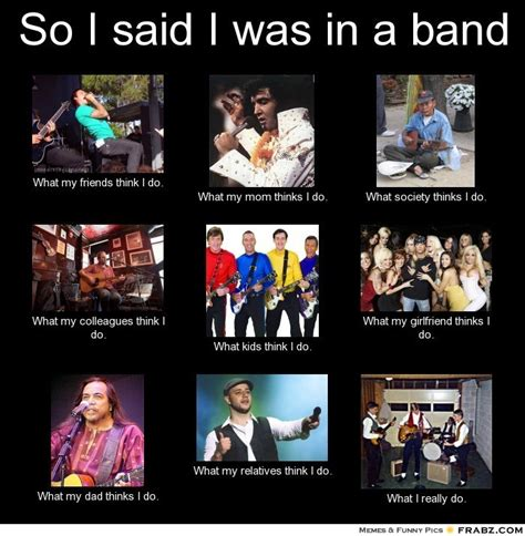 Meme Band - funny band memes