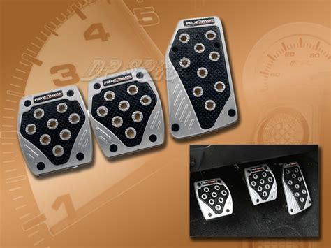 Ford Ecosport Pedal Gas Auto Car Pedal Silver black silver manual brake gas clutch racing pedal pads for cars 2004 2007 ebay