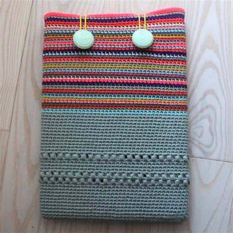 free pattern crochet laptop bag 8 best images about laptop covers on pinterest free