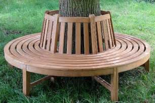 building a bench around a tree how to build a bench around a tree home design garden