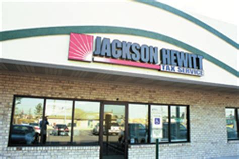 jackson hewitt franchise business income tax service