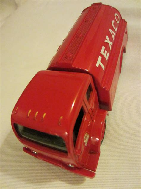texaco cast metal red tanker truck  ertl  sale antiquescom classifieds