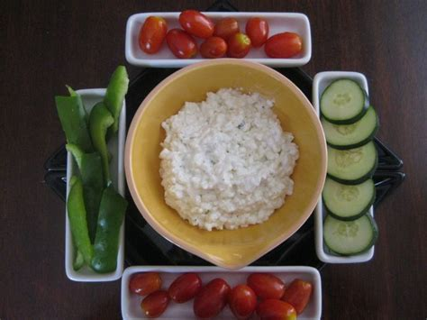 Ranch Cottage Cheese Dip by Cottage Cheese Dip Smoothies And Snacks