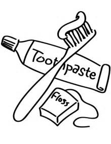 r your teeth colouring pages