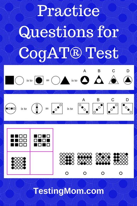 practice test 2 for the cogat form 7 grade 3 level 9 cogat grade 3 cogat grade 3 practice test for the cogat form 7 grade 3 cogat test for second grade interactive practice