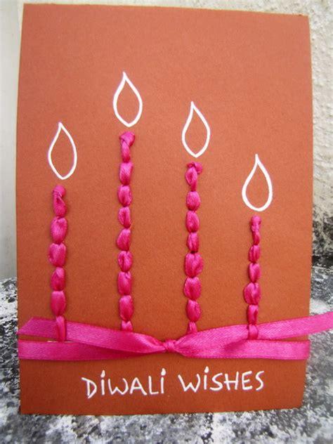 diwali homemade greeting cards ideas family holidaynet