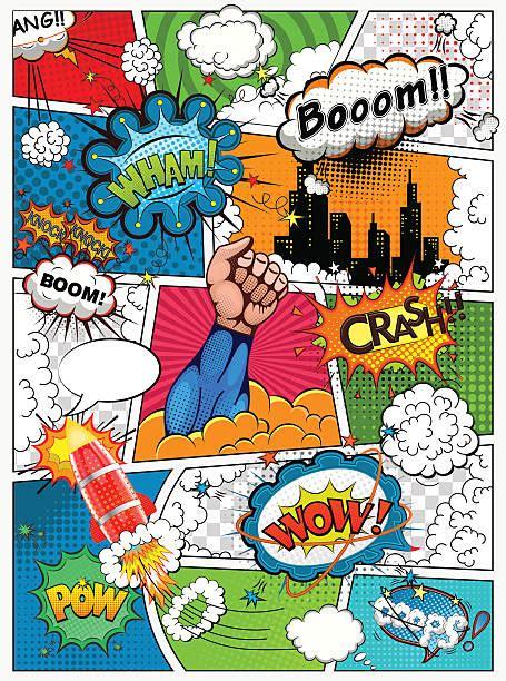 imagenes de historietas retro royalty free comic book clip art vector images